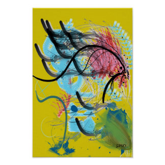 Under the Sea Canvas Art Poster