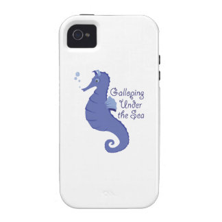 Under The Sea Vibe iPhone 4 Cases