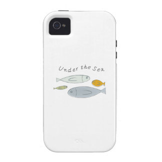 Under the Sea iPhone 4 Cases