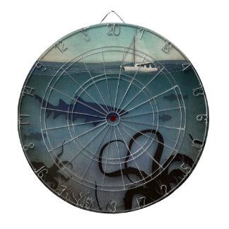 Under the Sea Dart Board