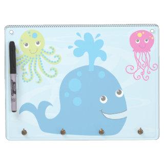 Under the Sea Dry Erase Board