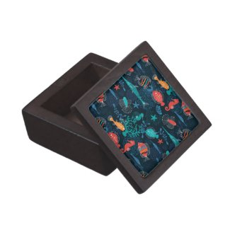 Under The Sea Fish Premium Jewelry Boxes