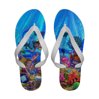 Under the Sea Sandals