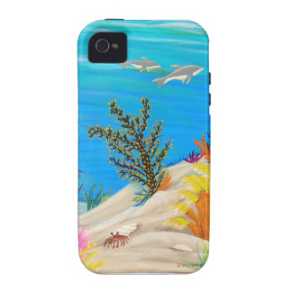 Under the Sea Gallery Case-Mate iPhone 4 Cover
