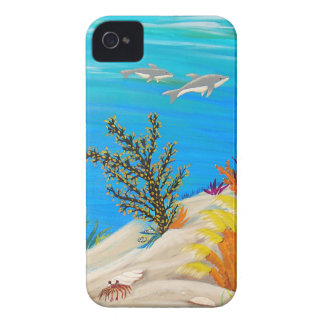 Under the Sea Gallery iPhone 4 Case-Mate Cases