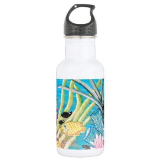 Under the Sea Gallery Stainless Steel Water Bottle