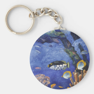 Under the Sea I Keychain