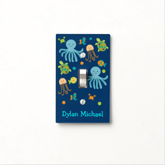 Under the Sea Light Switch Cover