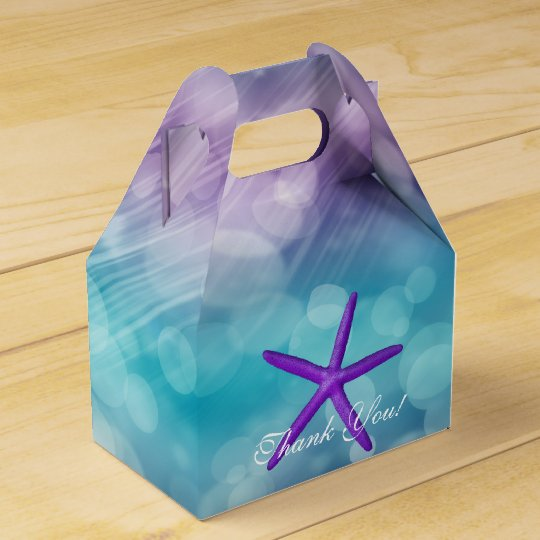 Wedding Favor Ideas Mermaid: Under The Sea Mermaid Tail Party Favor Boxes