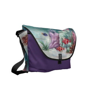 Under the Sea Messenger Bag