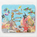 Under the sea mousemat