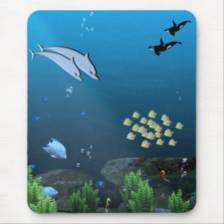 Under the Sea Mousepads