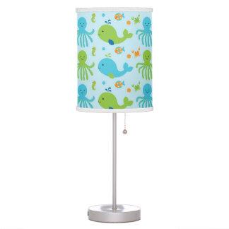 Under the Sea Nursery Lamp