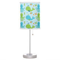 Under the Sea Nursery Lamp