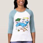 Under the Sea- Ocean Life T Shirt
