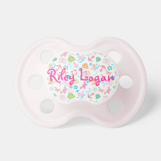 Under The Sea Pacifiers