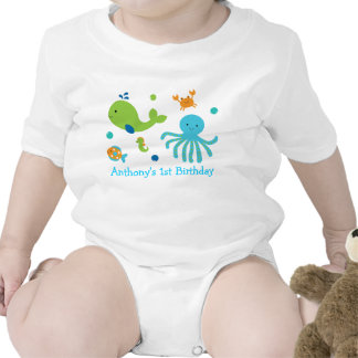 Under the Sea Personalized T-Shirt