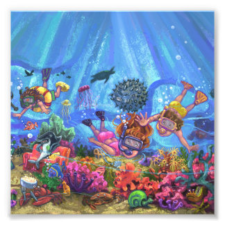 Under the Sea Photo Print