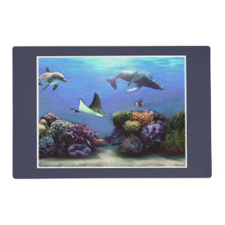 """Under the Sea"" Placemat"