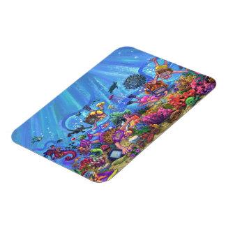 Under the Sea Flexible Magnet