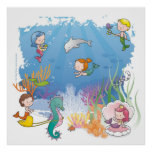 Under the Sea Print