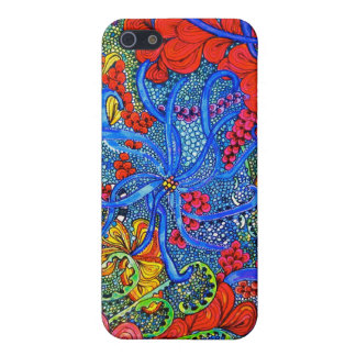 Under the Sea Soodle iPhone 4 Cover