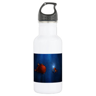 Under the Sea Stainless Steel Water Bottle