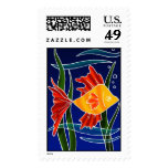 Under the Sea Stamp