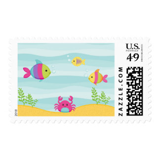 Under The Sea Stamps