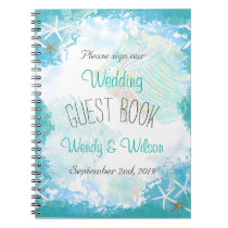 Under the Sea Wedding Guest Book