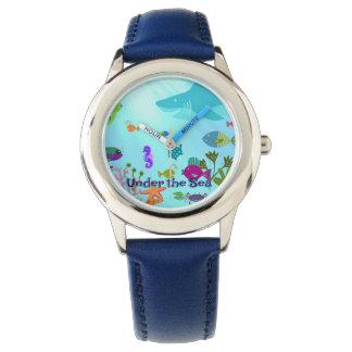 Under the Sea Wrist Watch
