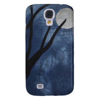 Under The Silvery Moon Galaxy S4 Covers
