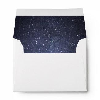 Under the stars string light glow envelopes set