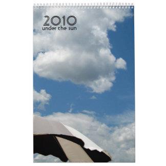 under the sun calendar