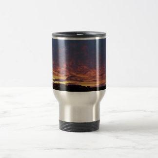 Under the sun travel mug