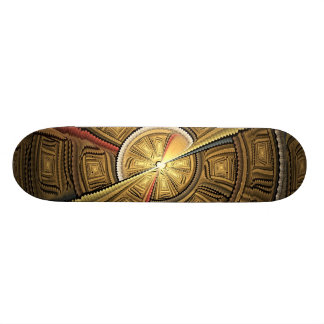 Under The Temple Dome Skateboard Deck