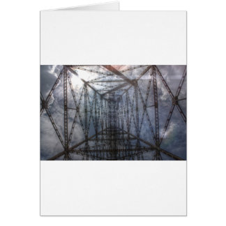 Under the Tower Card