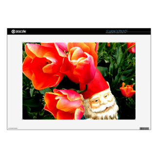 Under the Tulip Trees Laptop Decal