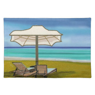 Under the Umbrella American Mojo Custom Placemats