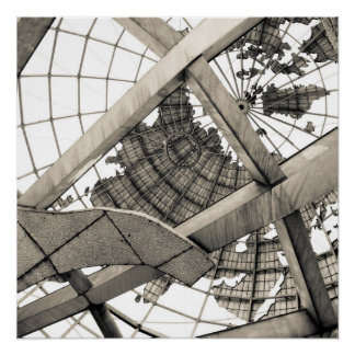 Under the Unisphere Poster