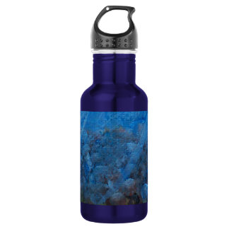 Under The Water Stainless Steel Water Bottle