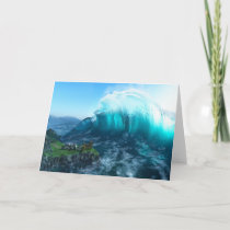 Under the Wave Card