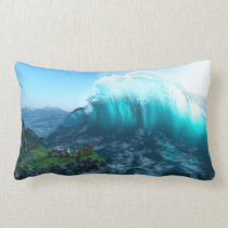 Under the Wave Pillow