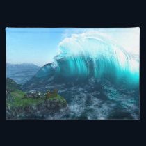 Under the Wave Placemat