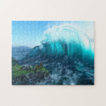 Under the Wave Puzzle