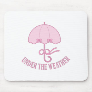 Under The Weather Mouse Pad