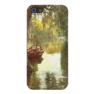 Under the Willows iPhone 4 Case