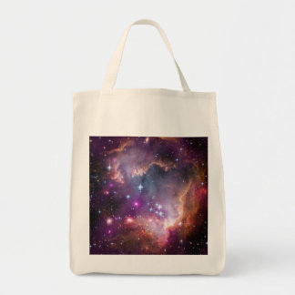 """Under the """"Wing"""" of the Small Magellanic Cloud Grocery Tote Bag"""