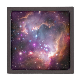 "Under the ""Wing"" of the Small Magellanic Cloud Gift Box"