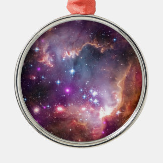 """Under the """"Wing"""" of the Small Magellanic Cloud Metal Ornament"""
